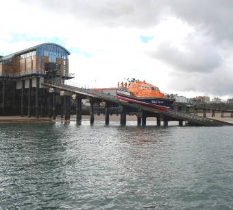 RNLI - Tenby Lifeboat Station - AB Glass - Curtain Walling