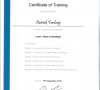 Level 1 Glass in Buildings Training Certificate
