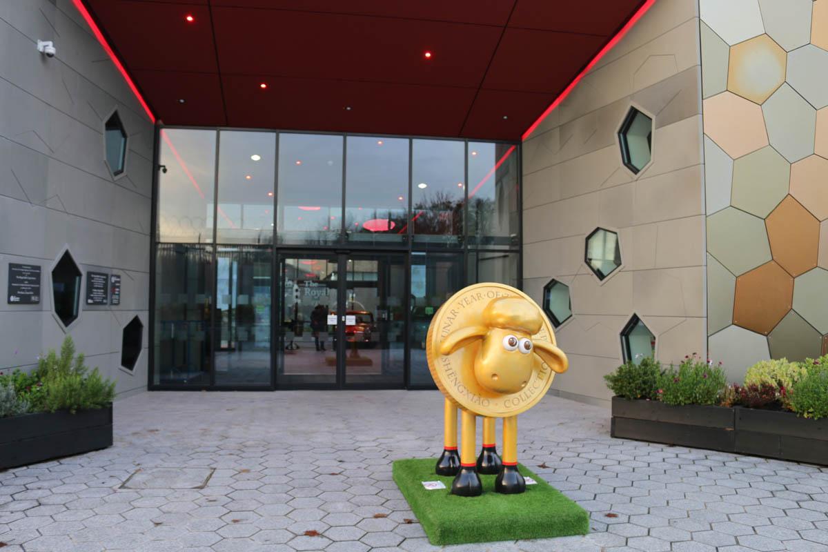 Royal Mint Visitor Centre